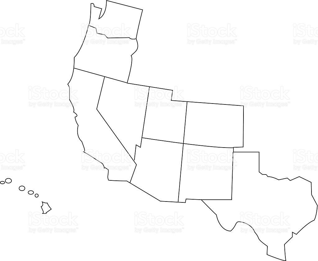 Midwest United States Map
