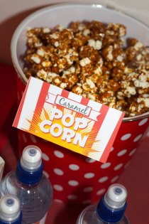 This is an image of Caramel Corn.