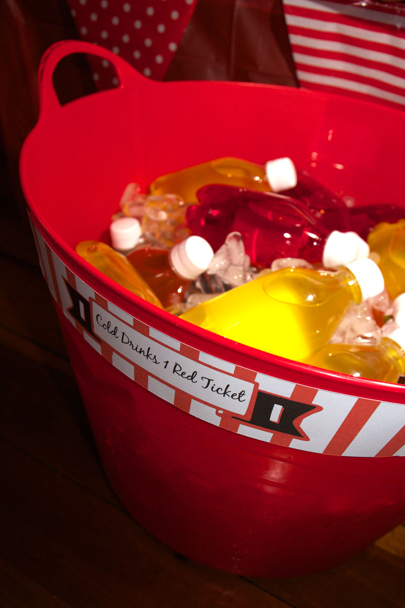 This is an image of a Cold Drink Bucket.