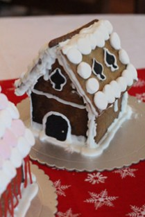 Gingerbread house workshop 1