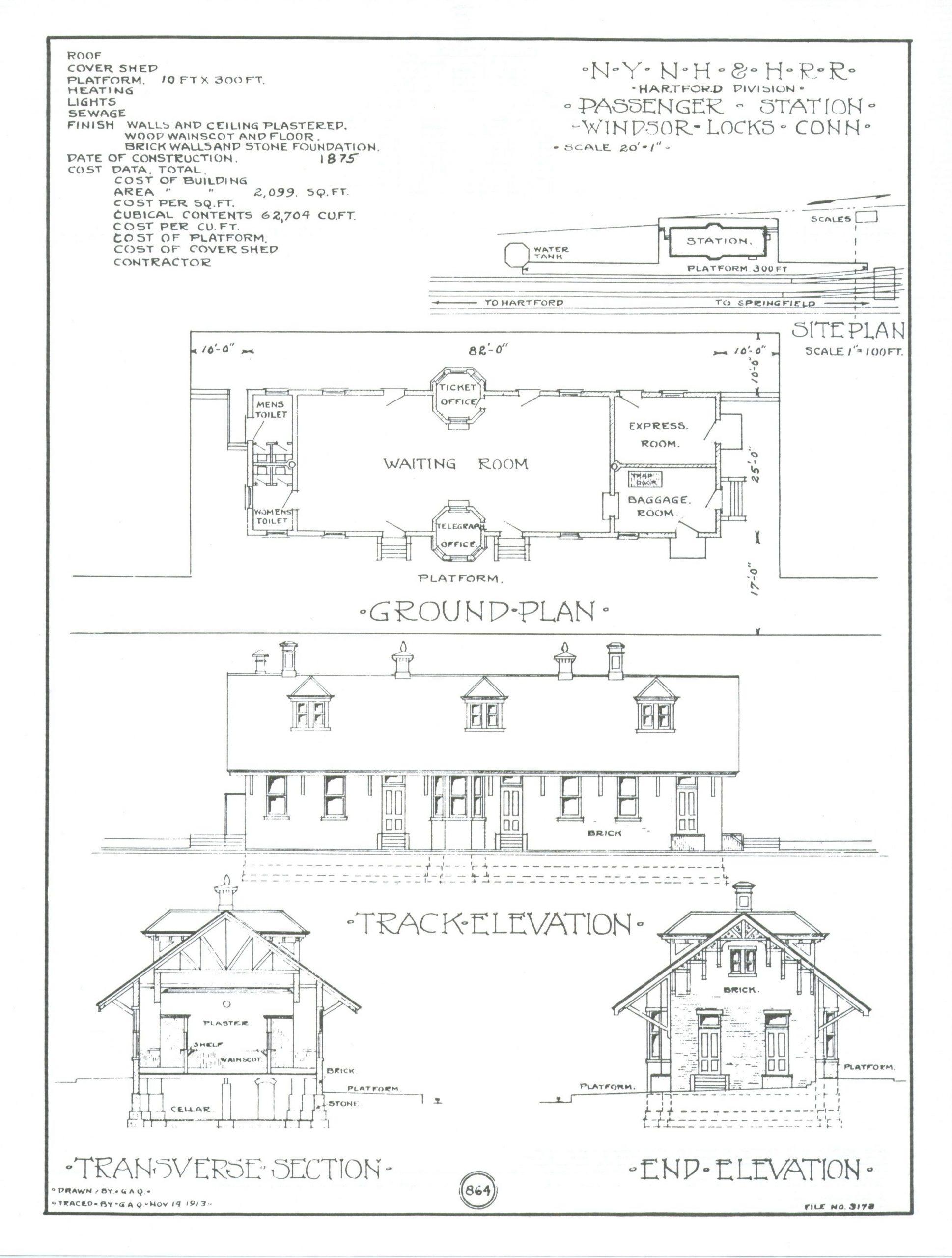 The Ruler Blueprint Printable