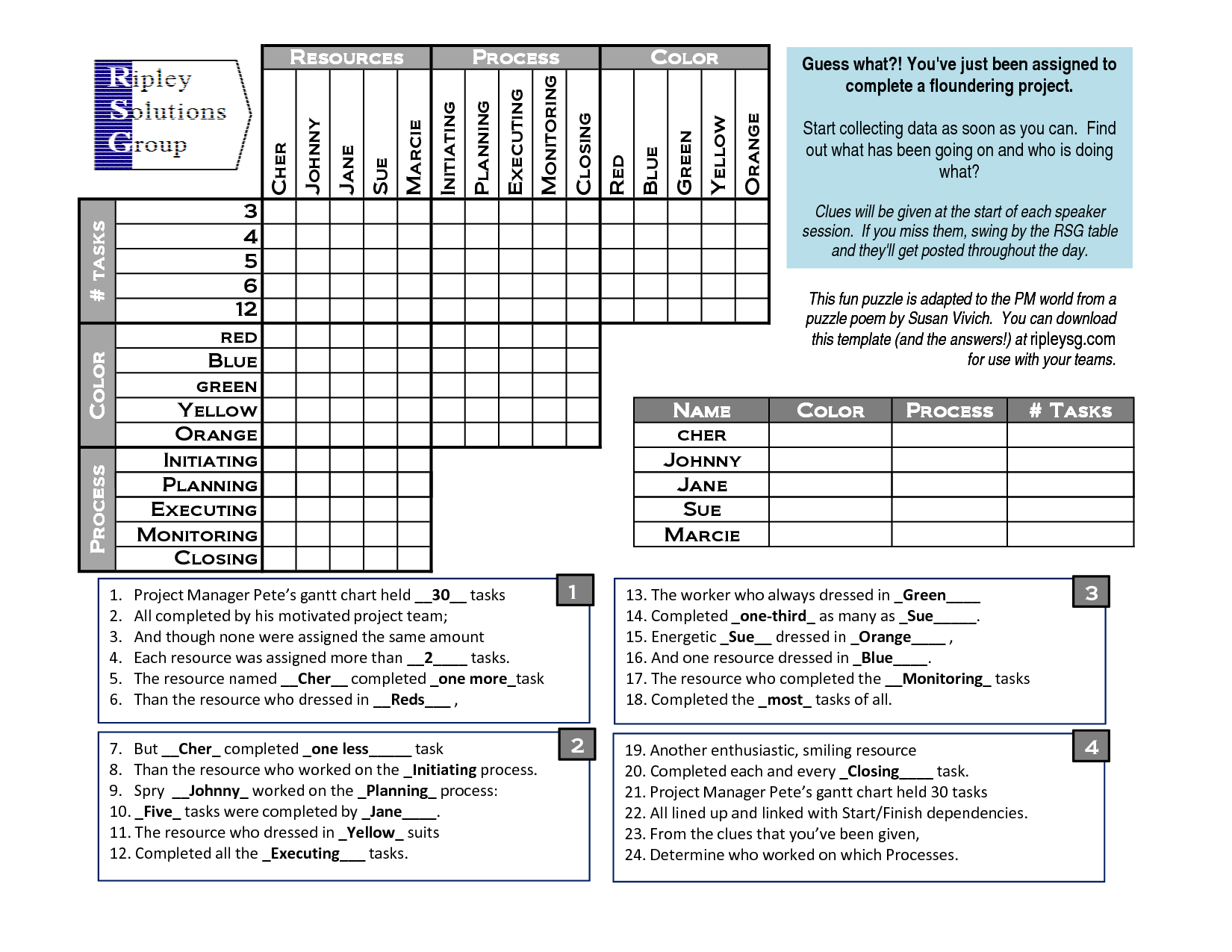 Logic Puzzles Printables For Christmas