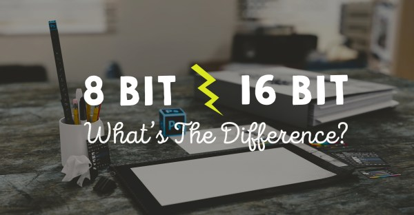 8 Bit Vs 16 Bit Images: What's The Difference & Which To ...