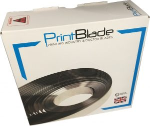 International Shipping - UK Manufactured Doctor Blades dispatched worldwide