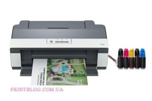 Adjustment program EPSON Stylus Office T1100
