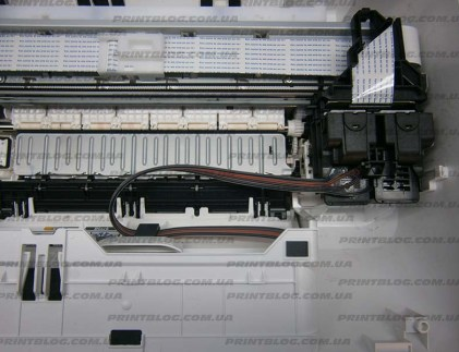 Инструкция по установке СНПЧ на Canon Pixma MG2440, 2445
