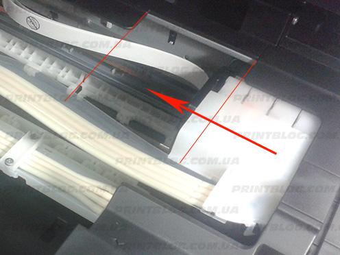 Настройка СНПЧ Epson L200