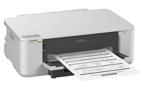 Скачать драйвер принтера Epson K101 + инструкция