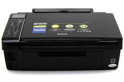 Скачать драйвер принтера Epson Stylus TX550W + инструкция