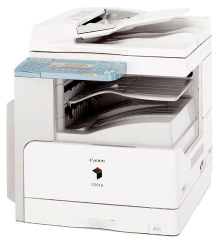 Скачать драйвер принтера Canon iR2016/iR2018