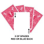 zero of spades gaff card