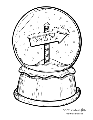 christmas-snow-globe-with-north-pole-sign