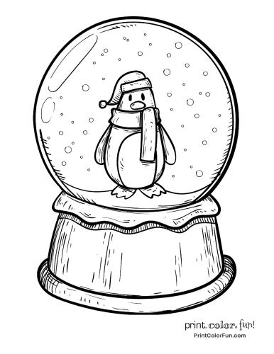 christmas-snow-globe-with-penguin