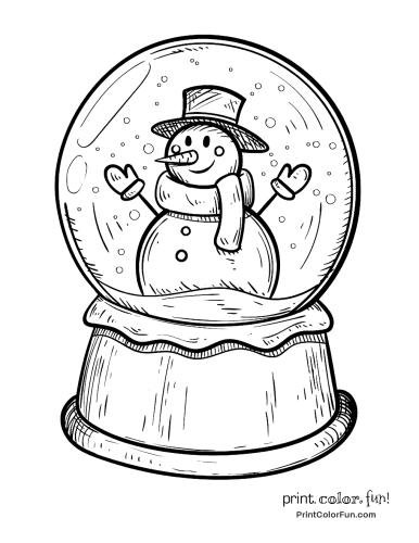 christmas-snow-globe-with-snowman