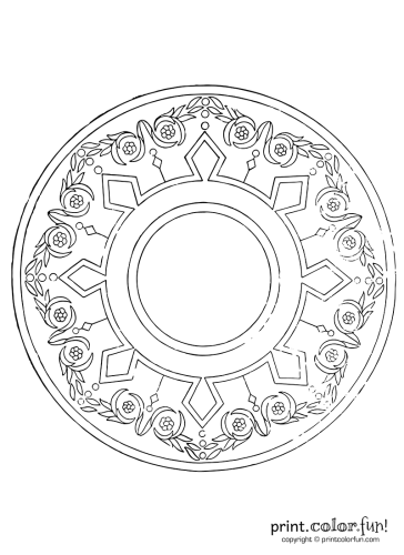 Circle-pattern-wreath-1909