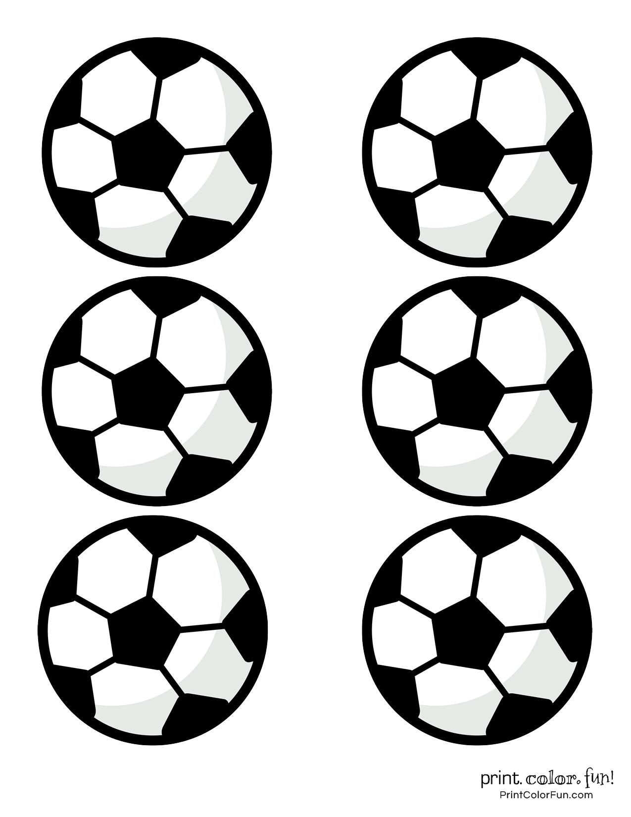 photo regarding Printable Soccer Ball known as Football ball coloring web pages coloring webpage - Print. Shade. Enjoyable!