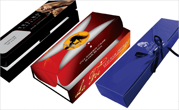 Hair Extension Packaging Boxes Hair Packaging Wholesale