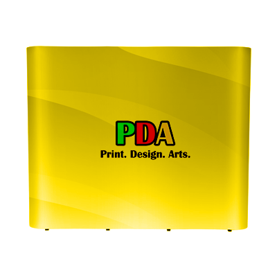 Mini Pop Up Stands Exhibition Systems 3x3 (Straight)