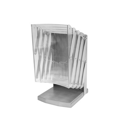 Brochure Stand A4 Size (Z-Series) - Folded