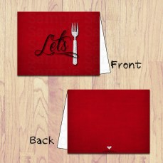 pbm- lets fork card board