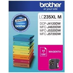 brother lc235xl magenta ink cartridge
