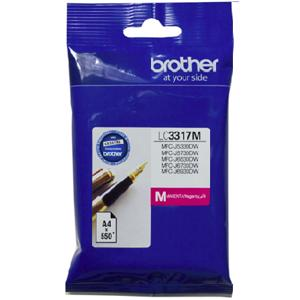 brother lc3317 magenta ink cartridge