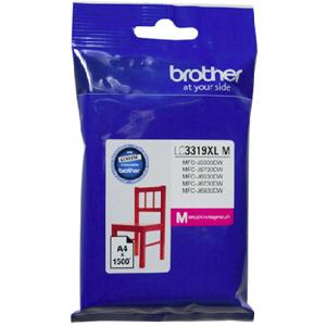 brother lc3319xl magenta ink cartridge
