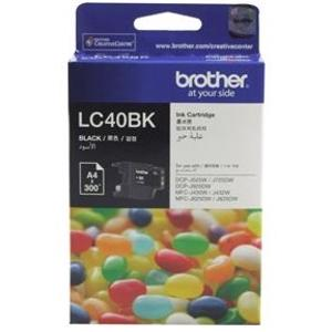 brother lc40 black ink cartridge