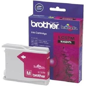 brother lc57 magenta ink cartridge