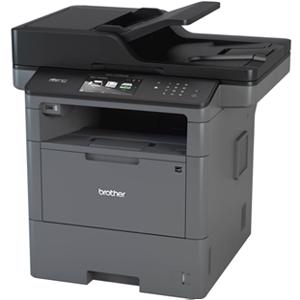 brother mfcl6700dw mono laser printer