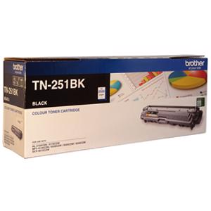 brother tn251 black toner cartridge