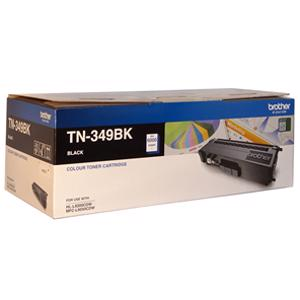 brother tn349 black toner cartridge