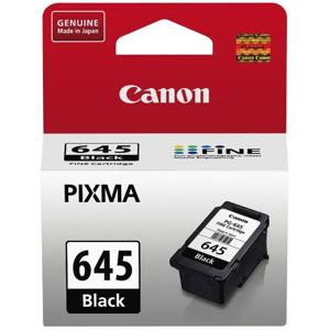 canon 645 black ink cartridge