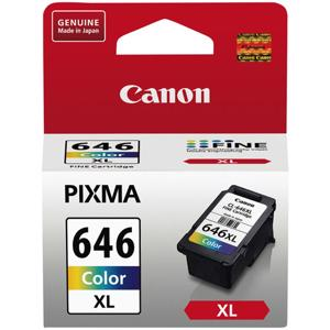 canon 646xl colour ink cartridge