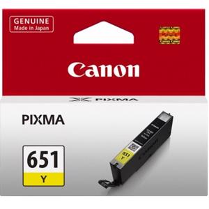 canon 651 yellow ink cartridge