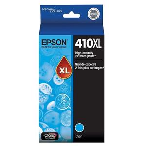 epson 410xl cyan ink cartridge