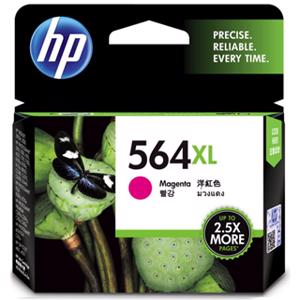 hp 564xl magenta printer ink