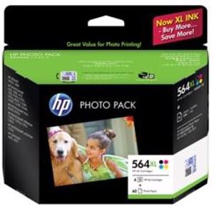 hp 564xl value pack printer ink