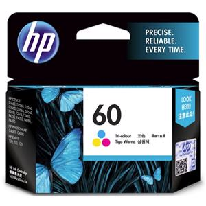 hp 60 colour printer ink