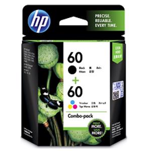 hp 60 value pack printer ink