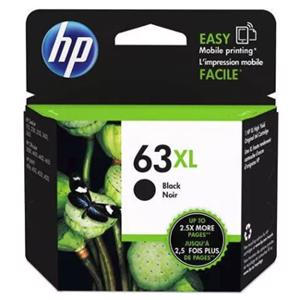 hp 63xl black printer ink