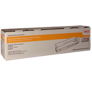 oki 45807107 black toner cartridge