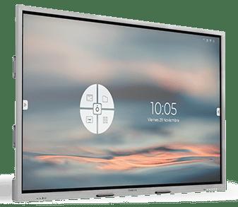pantalla interactiva orbys