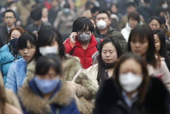 China breathing masks COVID-19