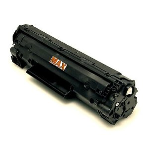 Max 35A Compatible Toner Cartridge For HP LaserJet Printer (Box Pack)