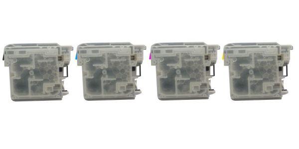 Max Print Head Cleaning Kit T4 With 50ML Solution LC39 For Brother DCPJ125 DCPJ315W DCPJ515W MFCJ265W MFCJ410 MFCJ415W Printer