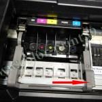 Фиксатор печатающей головки Canon iP3600