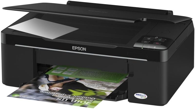 Epson Stylus Nx130 Драйвер Скачать Бесплатно - фото 8