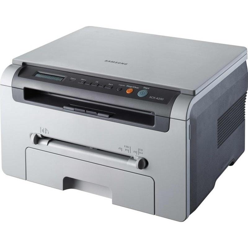 скачать драйвер на принтер samsung scx-4200 официальный сайт