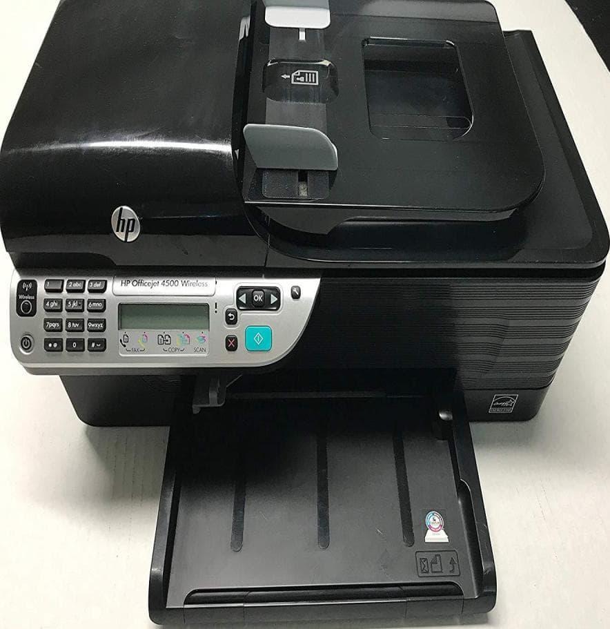 Hp Officejet 4500 Desktop скачать драйвер - фото 8